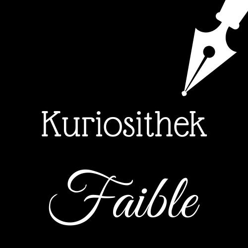Read more about the article Kuriosithek – das Wörtchen der Woche lautet: Faible