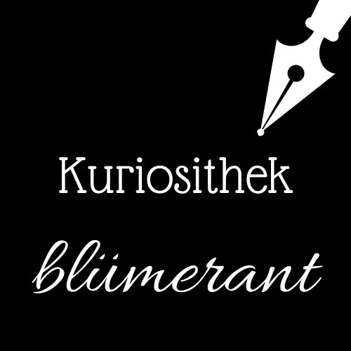 Read more about the article Kuriosithek – das Wörtchen der Woche lautet: blümerant
