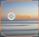 Logo Kerstin Ajasha Overath | Die Texterin aus der KLopfecke sagt Vielen Dank 2