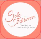 Logo Soloheldinnen - Netzwerk für selbstständige Frauen | Die Texterin aus der Klopfecke sagt vielen Dank 2